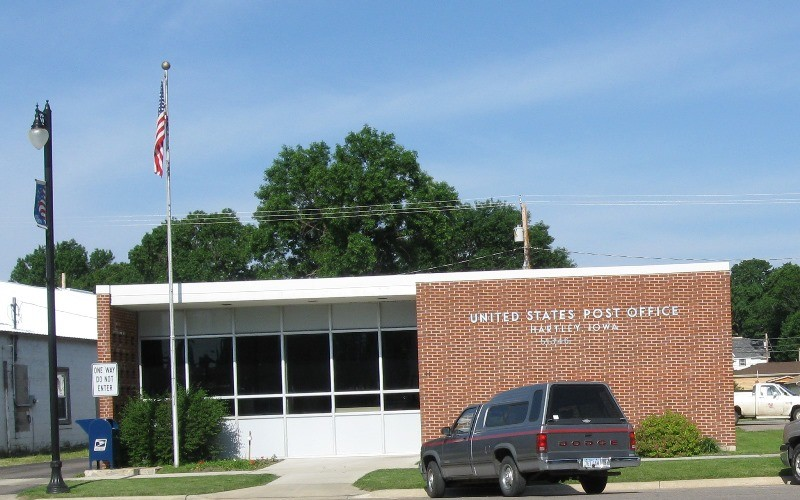 Hartley Post Office