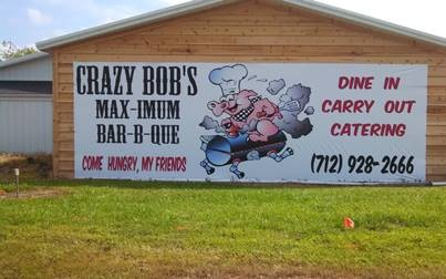Crazy Bob's MAXimum BBQ