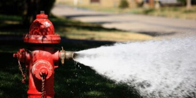 City Hydrant Flushing
